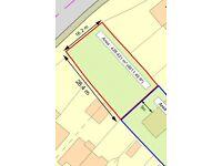 Plot of land 4 sale in gidea park Romford Essex to build 1 large big massive house mansion investors