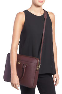 BRAND NEW KATE SPADE SAFFIANO LEATHER LAPTOP BAG