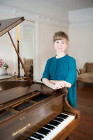 Piano Lessons - McGill Music Graduate (West End/Downtown)