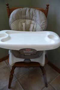 Fisher Price Space Save Booster Chair