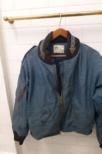 CANADIAN MILITARY AIRFORCE FLIGHT JACKETS  from 1994 size 67/40