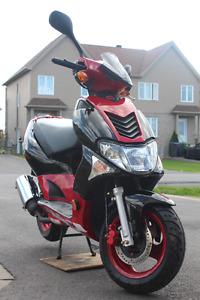 Kymco Super 9 2009