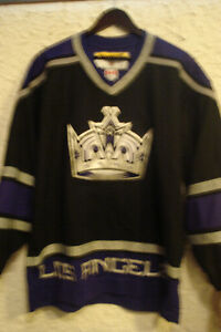 NHL L.A. Kings Purple Crown Jersey
