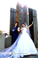 Wedding Photography only $499 Canadian Wedding