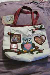 Carrying Tote Bag Owl Pictures