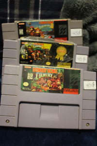Jeux Donkey Kong Country 2 snes