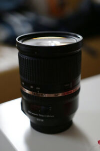 Tamron SP 24-70mm, f/2.8  Canon Mount Lens