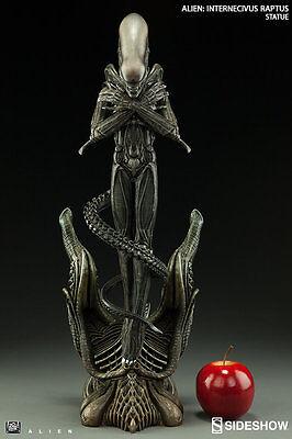 Sideshow 1979 H.R. Giger Alien Internecivus Raptus Alien Statue In Stock MIB