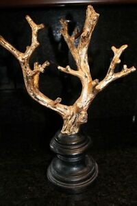Gold branch jewelry holder or decor piece Windsor Region Ontario image 1