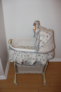 Simplicity Baby Bassinet.