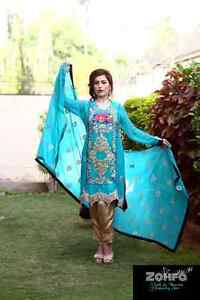 Pakistani ladies dresses branded