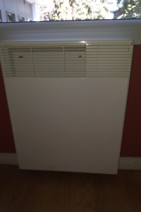 Stelpro Silhouette Forced Air Electric Convector