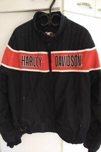 Manteau Harley Davidson