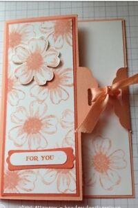 Stampin up topper punch