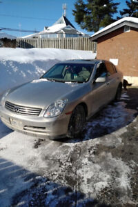2003 Infinity G35 (Selling As Is)