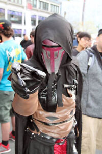 Star Wars: Knights of the Old Republic Revan costume