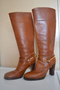 Bottes Ralph Lauren style équestre / Riding harness boots