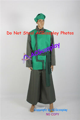 Avatar The Last Airbender Cabbage Merchant Cosplay Costume acgcosplay](Air Bender Costume)