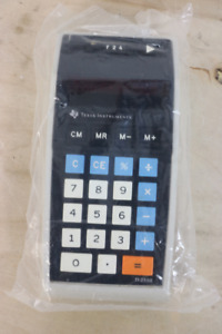 **MEMORY** Texas Instruments Electronic Calculator, TI-2550