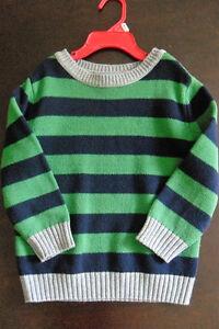 Boy's Sweater Size 3T