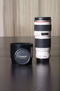 Canon 70-200 f4L series lens - non-IS