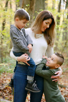 Fall and Winter Family Photography Special starts at just $175