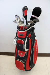 **GRAND SLAM**  10 Piece Golf set w/ Golf Bag