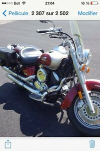 2004 vstar 1100 Classic in mint condition
