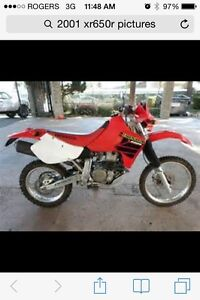 Motorcycle / Dirtbike For Sale