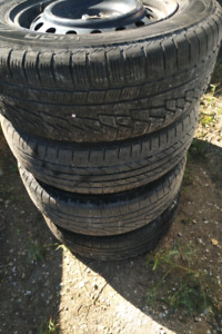 Tires and Rims 215/65/R16