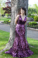STUNNING MAGGIE SOTTERO PROM DRESS size 6