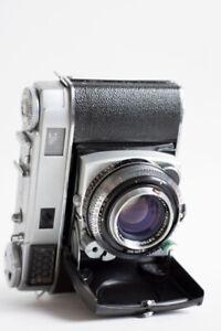 Kodak Retina IIIc Camera w/ Schneider-Kreuznach Xenon 50mm F2.0