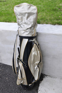 Golf set with bag