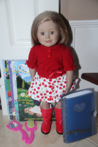 Maplea Doll For Sale 21 Inches Tall  - Leonie