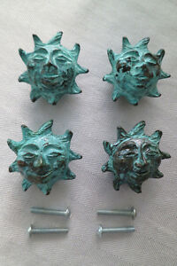 Bronze Verdigris Cabinet/Furniture Knobs