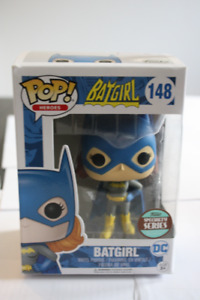 Funko Pop DC Heroic Batgirl Specialty Series Exclusive Vinyl Act