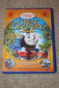 Thomas & Friends (The Great Discovery Movie) DVD