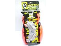 Handschützer Hand Schutz Handguard grün Acerbis Rally 2 Enduro Cross Bike AC18