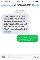 scammer numbers on kijiji