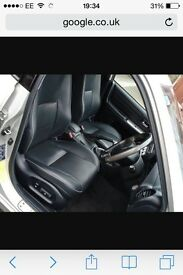 Lexus is200 full leather interior heated electric 98-05 breaking spares is 200 is300