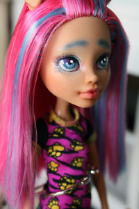 Custom Hand-Painted Monster High/Other Dolls