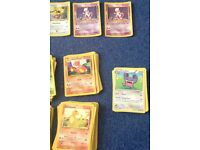 Pokèmon cards