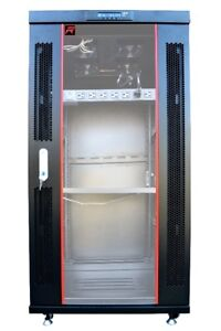 "6u-42u/18""-39""depth/ wide range of server rack cabinets"