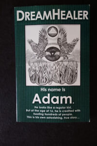 Dream Healer – His Name is Adam - only $2