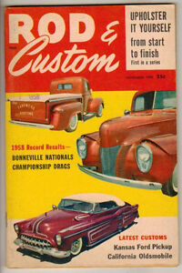 I am looking for old Car Magazines