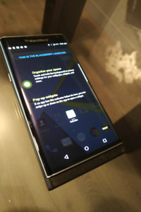 ***** BLACKBERRY PRIV *****