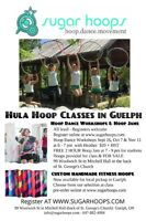Hula Hoop Classes in Guelph