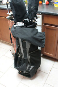 Used once new set of Knight golf clubs and extras Kawartha Lakes Peterborough Area image 4