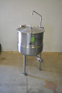 25 Gallon Steam Jacketed Cleveland Kettle Kitchener / Waterloo Kitchener Area image 10