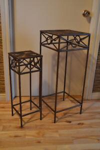 Tables décoratives